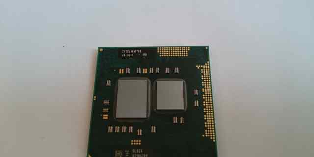 Процессор для ноутбука Intel Core i3-380M