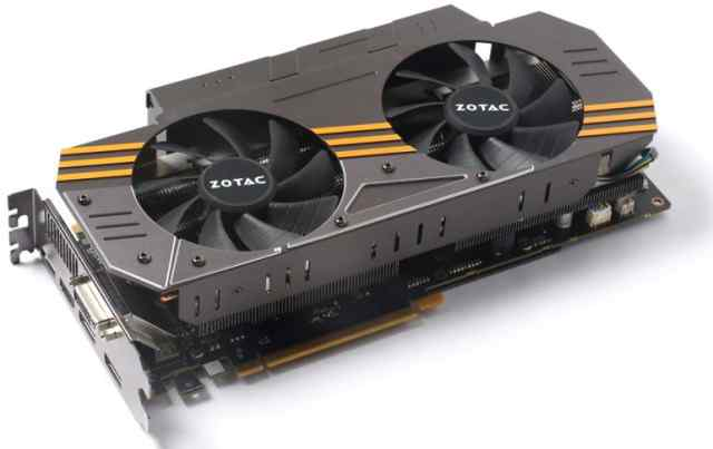 Zotac GeForce GTX 980 AMP Omega 4096Mb