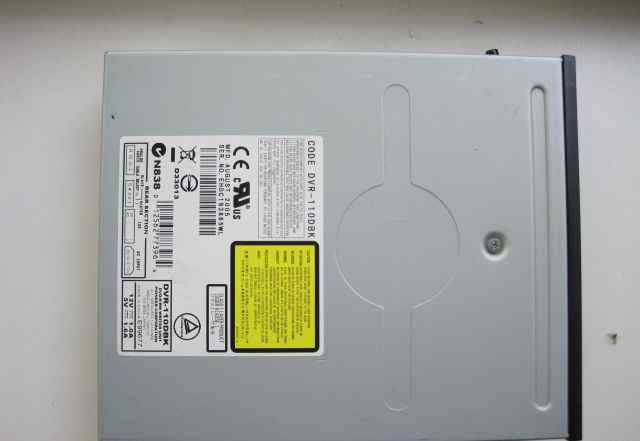 Pioneer DVD R/RW IDE + компактный шлейф