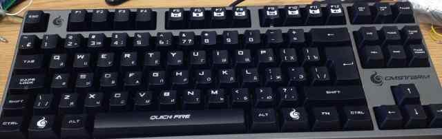 Клавиатура cmstorm Quickfire