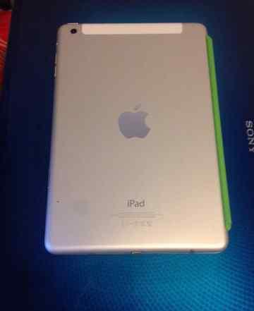 iPad Mini Wi-Fi+ Cellular 32Gb White Обмен Продажа