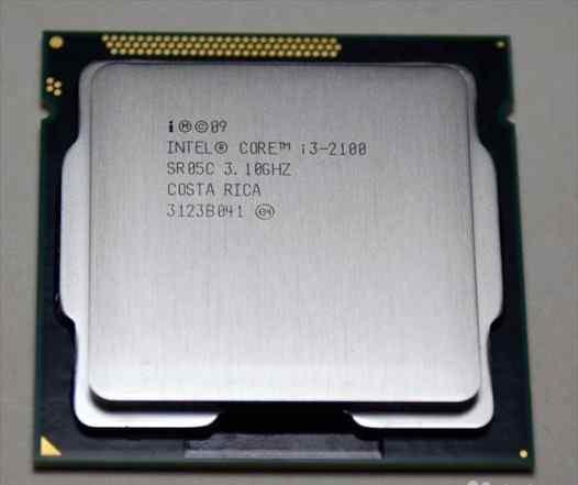 Intel core i3 2100 3.1 гц