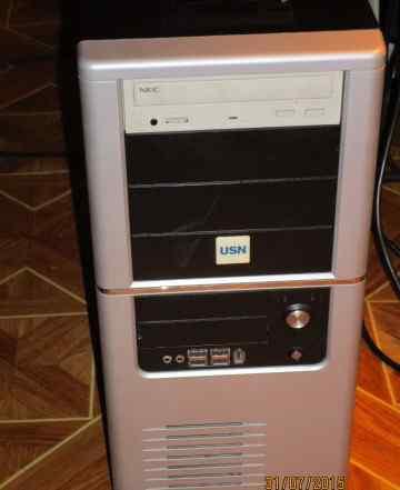 Системный блок на базе процессора E7300