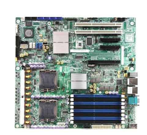 Intel server board s5000 xvn/xsl + 2 Xeon E5420