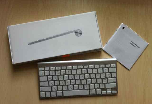 Клавиатура Apple Wireless Keyboard MC184
