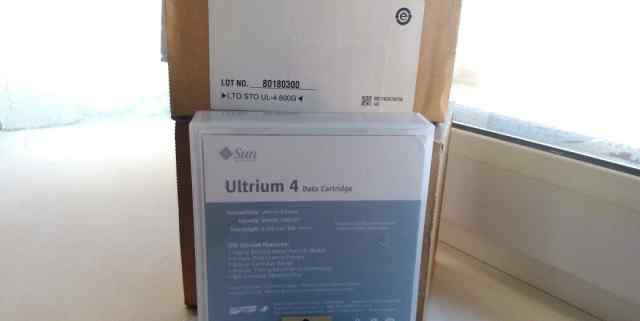 Ultrium 4 Data Cartridge 800/1600 GB