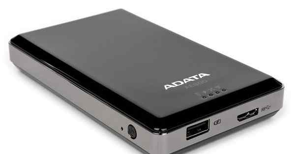 Внешний WiFi жесткий диск adata Air AE800