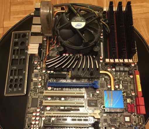 Asus P6T Deluxe V2 LGA 1366