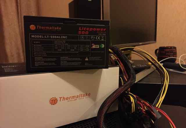 блок питания Thermaltake LT-500P 500W