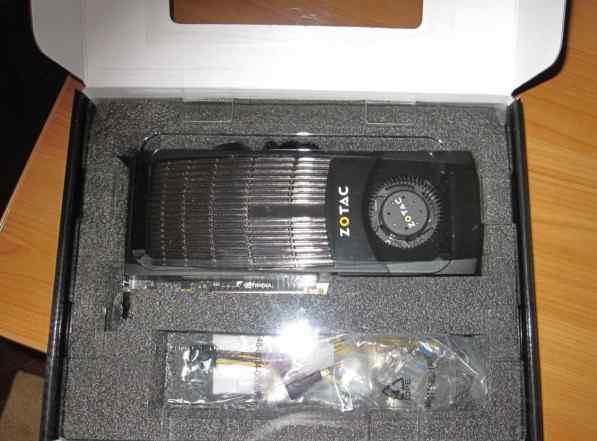 Zotac gtx 480