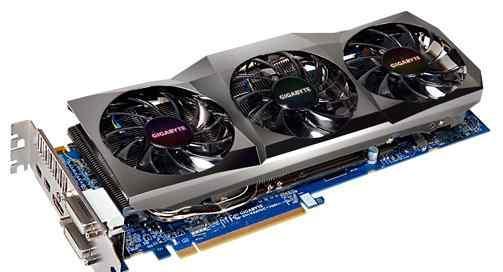 Gigabyte Radeon HD 6870 б/у