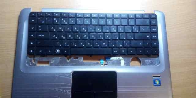 Клавиатура и верхняя крышка HP Pavilion DV6-3102er