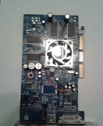Видеокарта 128Mb (ATI Radeon 9200)