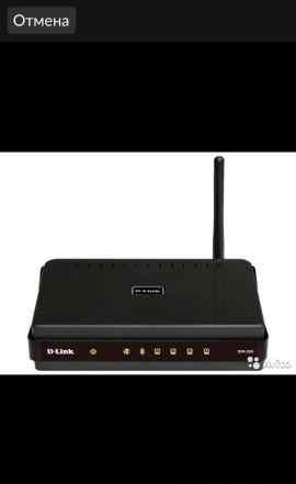 D-link dir 300 роутер wif