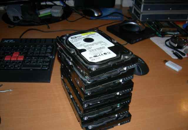 WD -40 GB