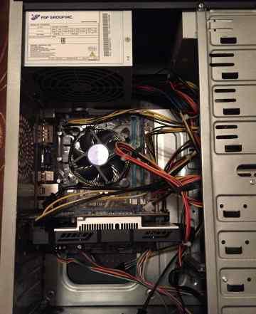 Intel core i5, GTX750ti