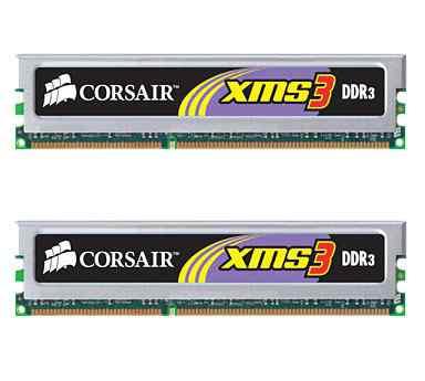 Corsair ddr3 1066MHz 1gb