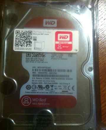 Продаю новый WD Red WD30efrx