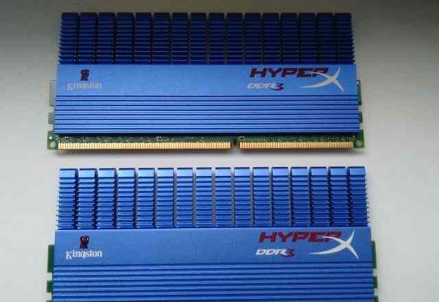 Kingston hyper x ddr3 2x2GB