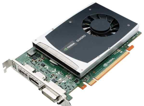 Quadro 2000 625Mhz PCI-E 2.0 1024Mb 2600Mhz 128 bi