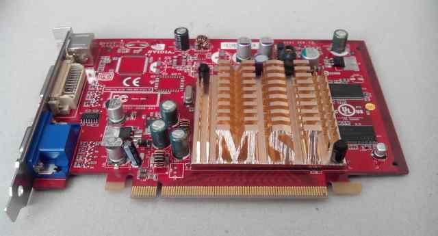 MSI GeForce NX6200TC-TD128E