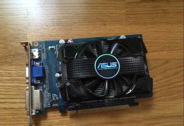 Видеокарта asus nvidia GeForce GT 240