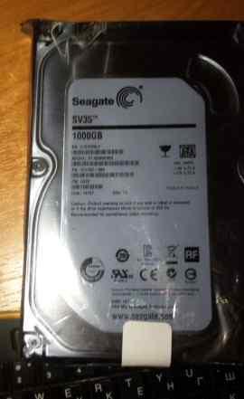 Жесткий диск seagate SV35 ST1000VX000, 1Тб, HDD, S