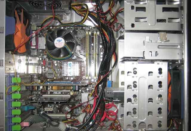 Системный блок Pentium 4 3200 MHz