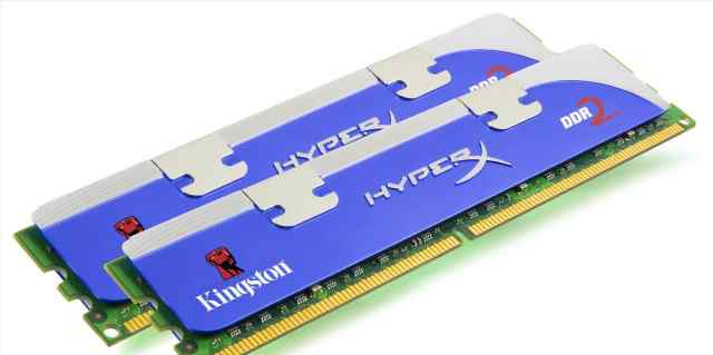 Память DDR2 8500 4Gb (2x2)