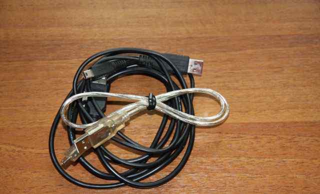 Комплект usb кабелей