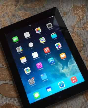 iPad 3 64 GB 3G+ Wi-Fi Black