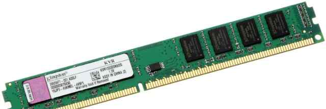 Kingston DDR3 4Gb