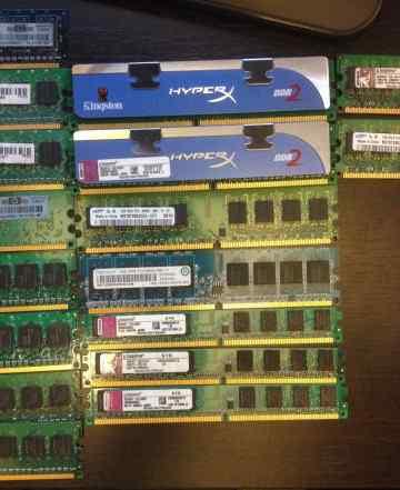 17 планок памяти 8 по 512MB и 9 по 1GB