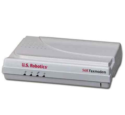 Robotics факс-модем 56к v.92 v.90