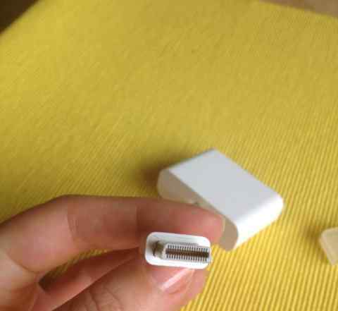 Adapter MAC переходник hdmi