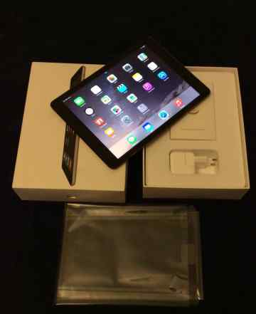iPad Air 16gb Wi- Fi + (4G)