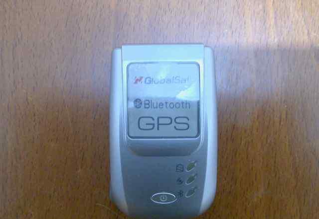 Новый GPS приёмник