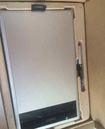 Графический планшет Wacom CTH-670S-rupl Bamboo Fun