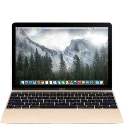 12-дюймовый MacBook 256 гб золотой (новый)