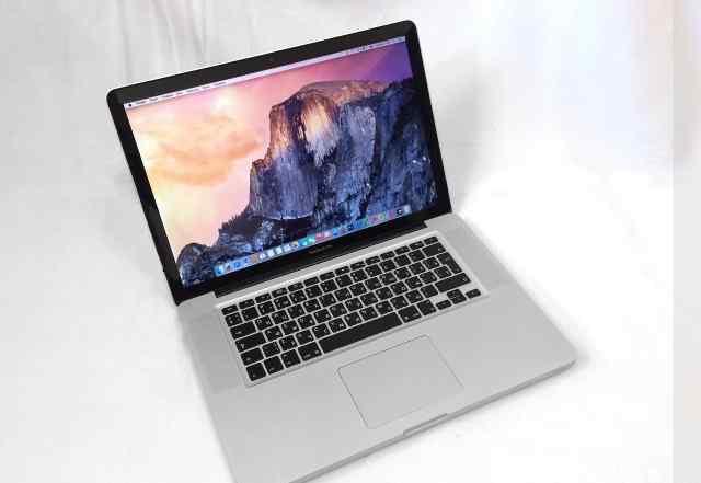 MacBook Pro 15 / Core i7 в идеальном состoянии