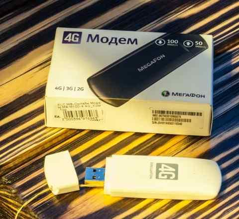USB модем 4G 3G 2G Мегафон