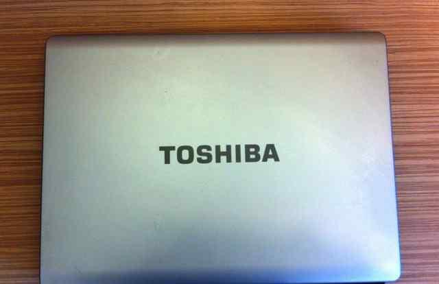 Ноутбук toshiba satellite L300-14P Б/У