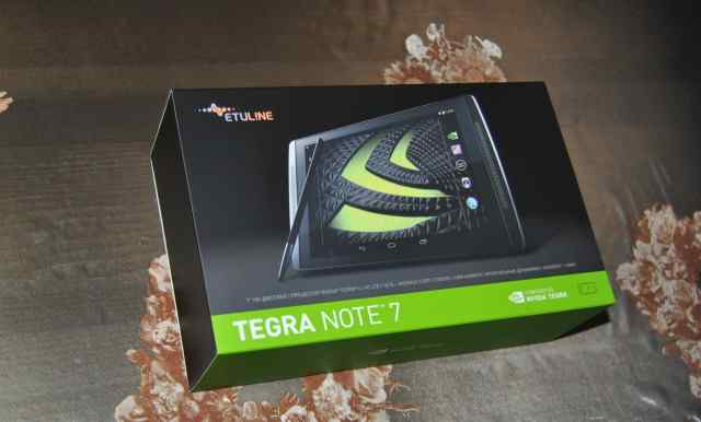 Nvidia Tegra Note 7 LTE (новый)