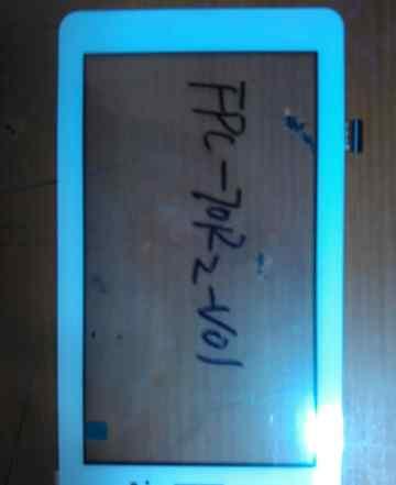Стекло 3Q Q-pad MT0739D