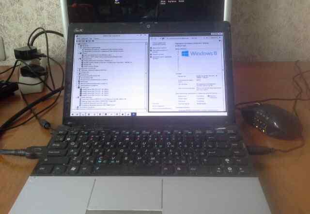 Ноутбук 4 ядра 1.8 ghz 8gb ram 500gb hdd windows 8