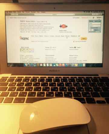 Нотбук MacBook Air A1370