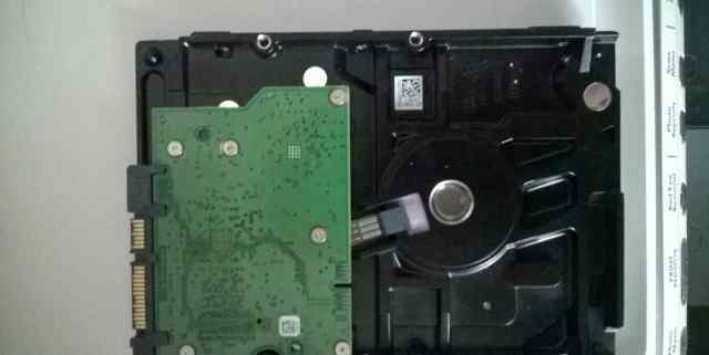 Жесткий диск HDD 1тб, Seagate Barracuda 7200.14, S