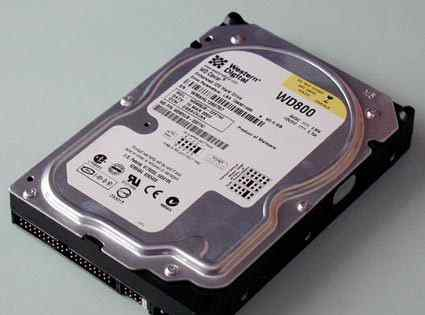 Western Digital Caviar Blue 80GB+ 60гб, 7200, IDE