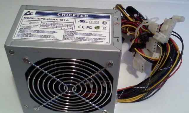 Блок питания Chieftec Smart Power GPS-400AA-101A