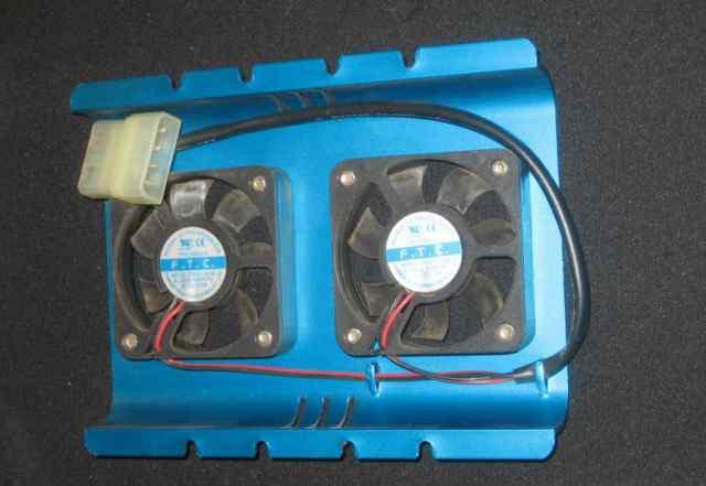 Кулер вентилятор для жесткого диска 3.5